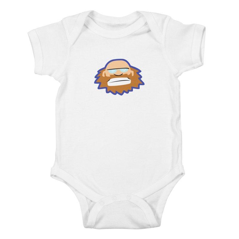 Jerry Kids Baby Bodysuit by P. Calavara's Artist Shop