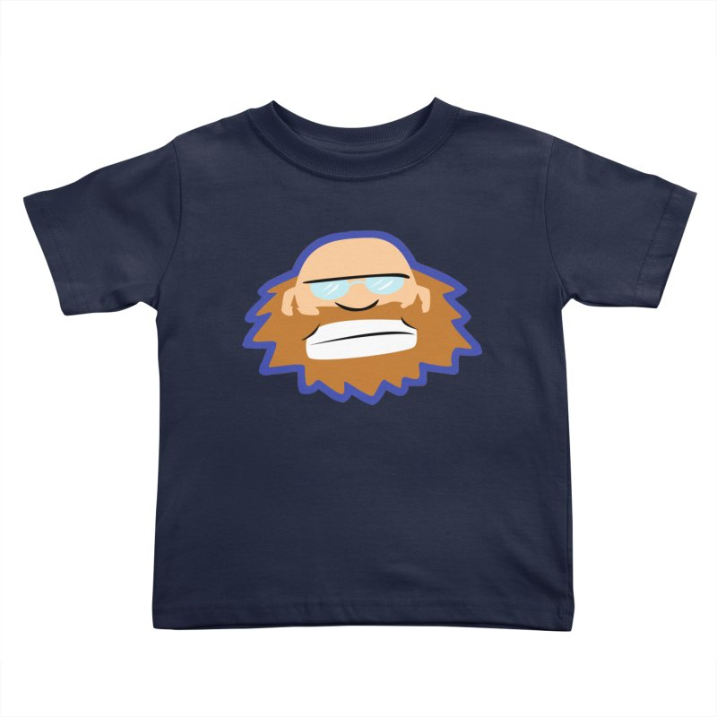 Jerry Kids Toddler T-Shirt by P. Calavara's Artist Shop
