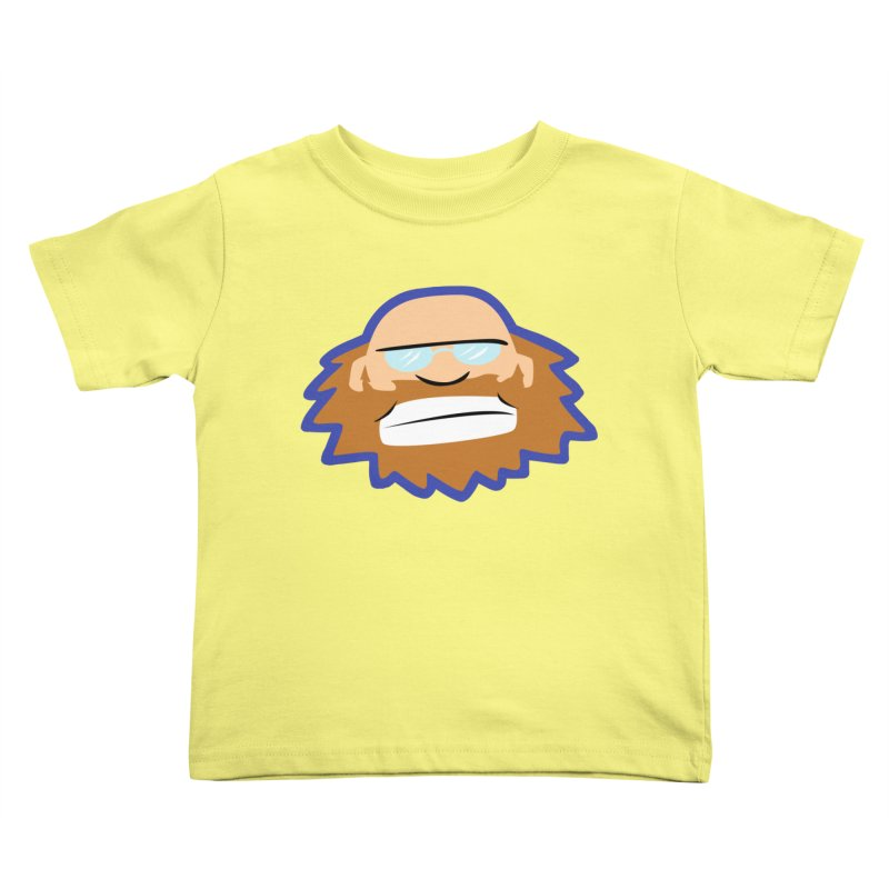 Jerry Kids Toddler T-Shirt by P. Calavara's Artist Shop