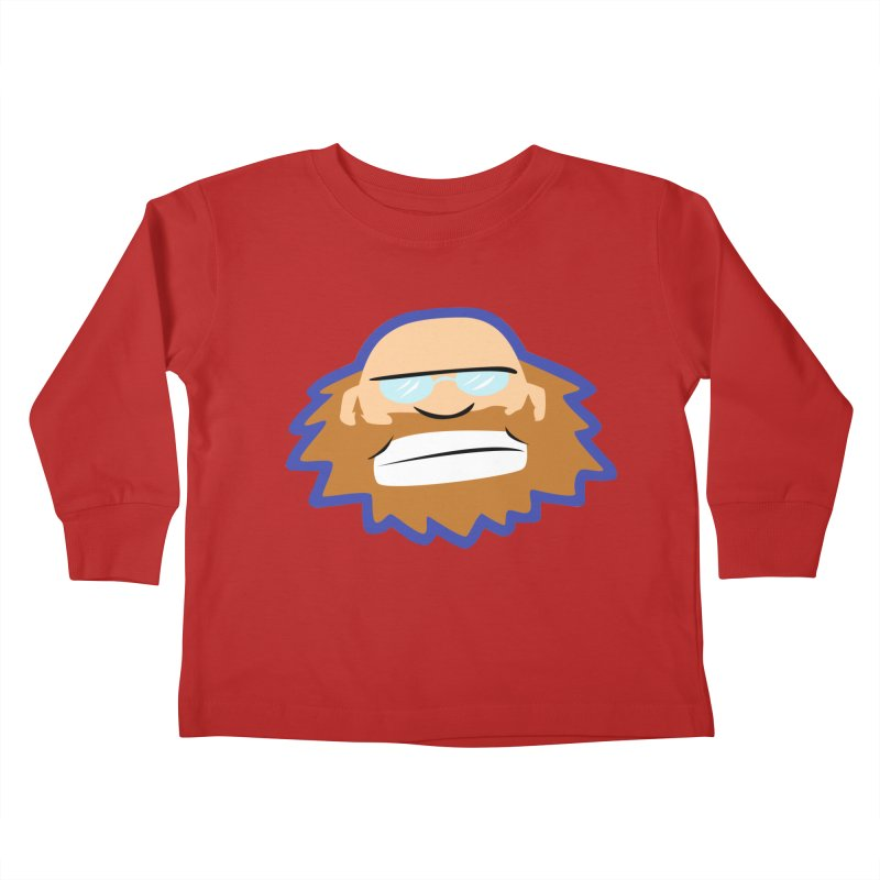 Jerry Kids Toddler Longsleeve T-Shirt by P. Calavara's Artist Shop