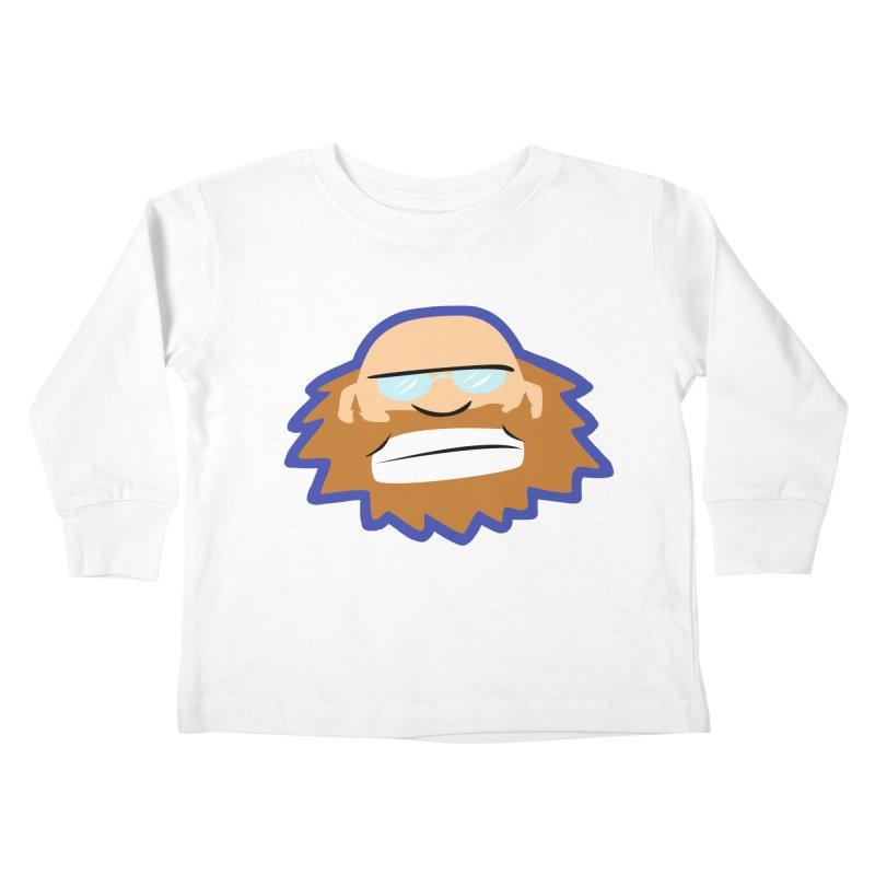 Jerry Kids Toddler Longsleeve T-Shirt by P. Calavara's Artist Shop