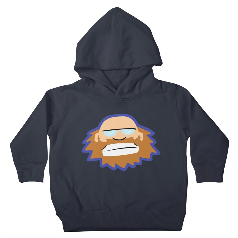 Jerry Kids Toddler Pullover Hoody by P. Calavara's Artist Shop