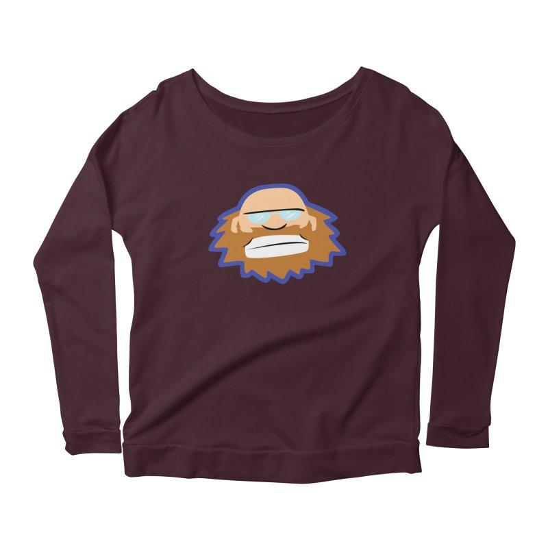 Jerry Women's Longsleeve T-Shirt by P. Calavara's Artist Shop