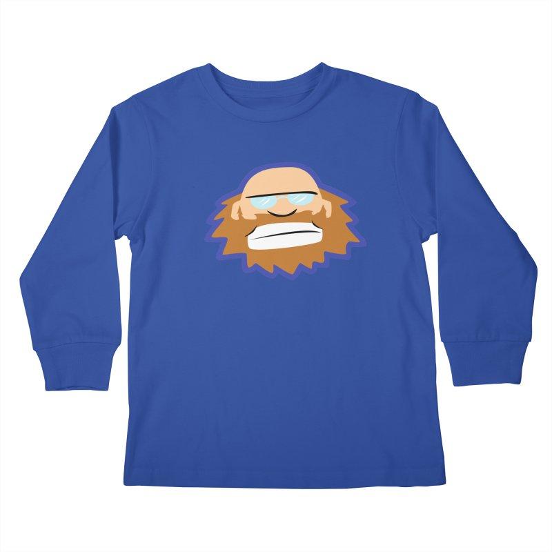Jerry Kids Longsleeve T-Shirt by P. Calavara's Artist Shop