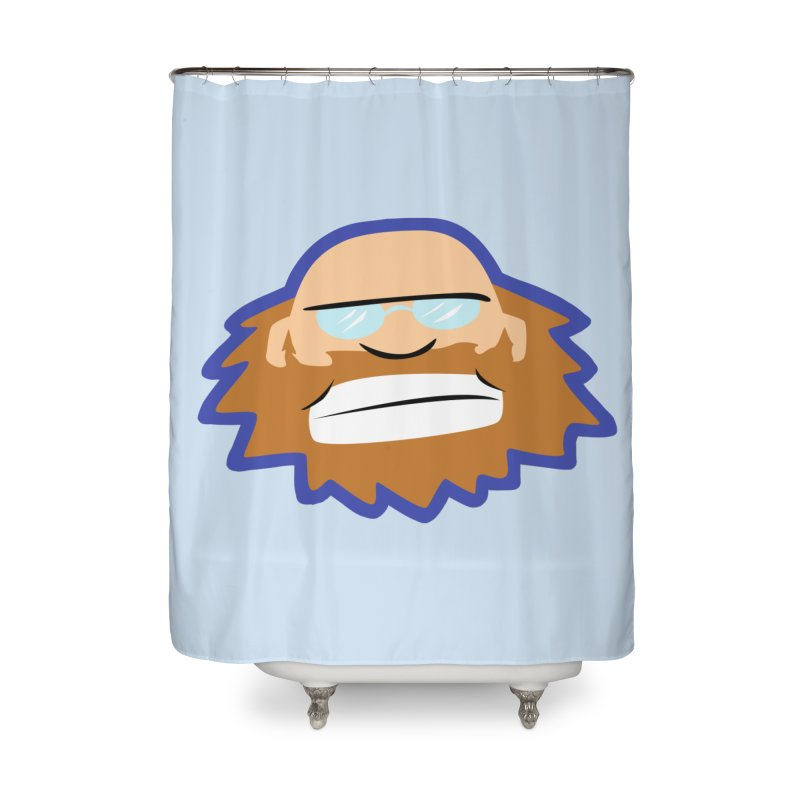 Jerry Home Shower Curtain by P. Calavara's Artist Shop