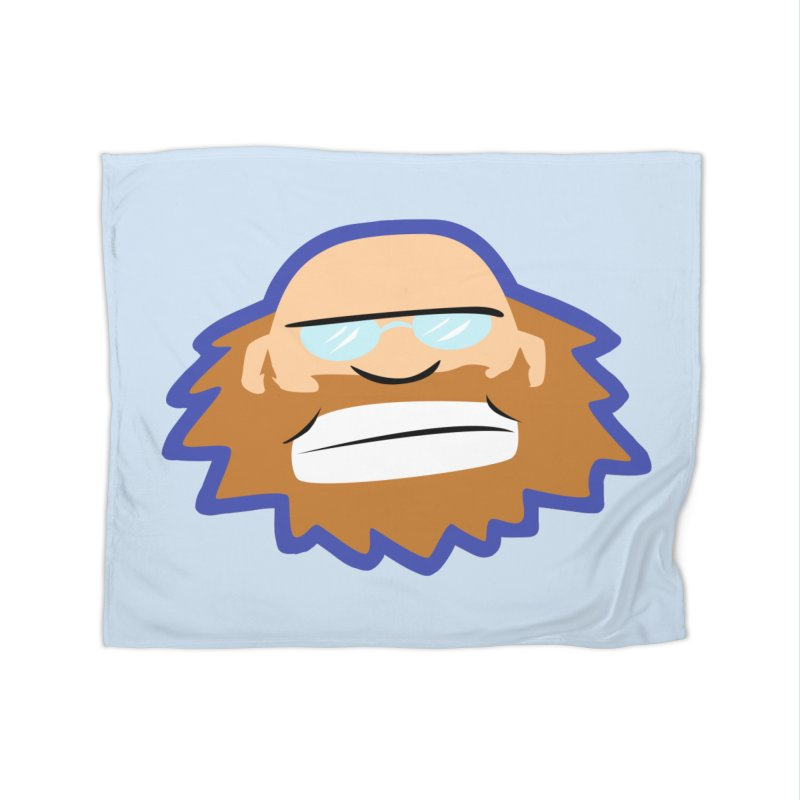 Jerry Home Fleece Blanket Blanket by P. Calavara's Artist Shop