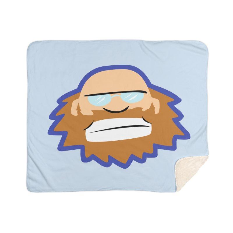Jerry Home Sherpa Blanket Blanket by P. Calavara's Artist Shop