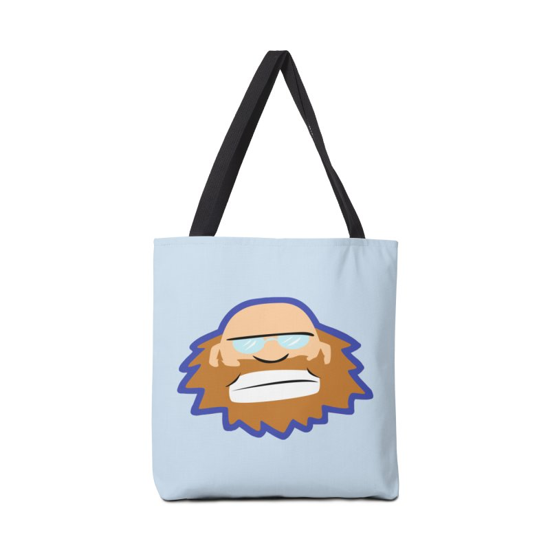 Jerry Accessories Tote Bag Bag by P. Calavara's Artist Shop