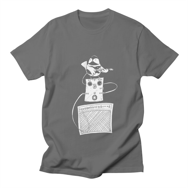 Oh Hell Yeah Men's T-Shirt by P. Calavara's Artist Shop