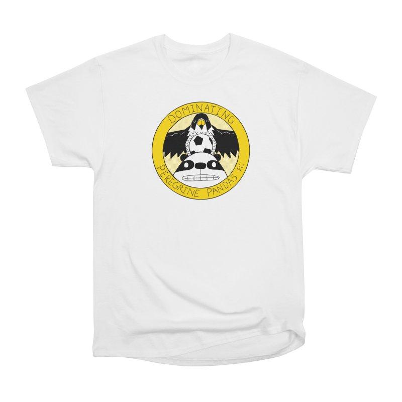 Dominating Peregrine Pandas FC Women's T-Shirt by P. Calavara's Artist Shop