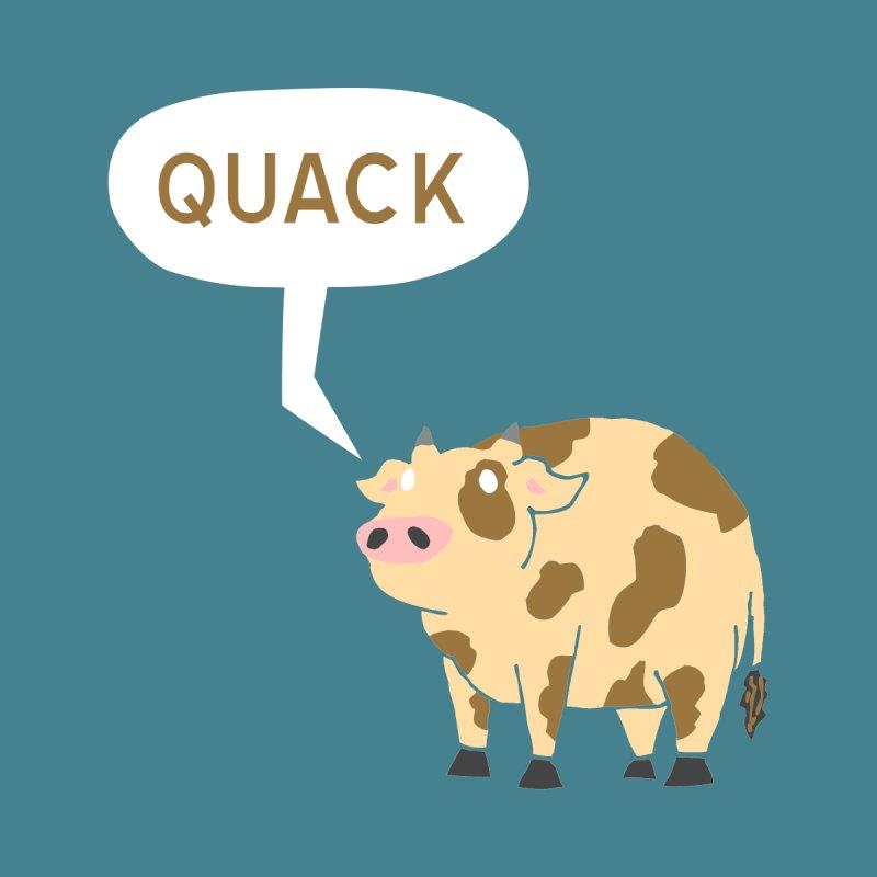 Quack by P. Calavara's Artist Shop