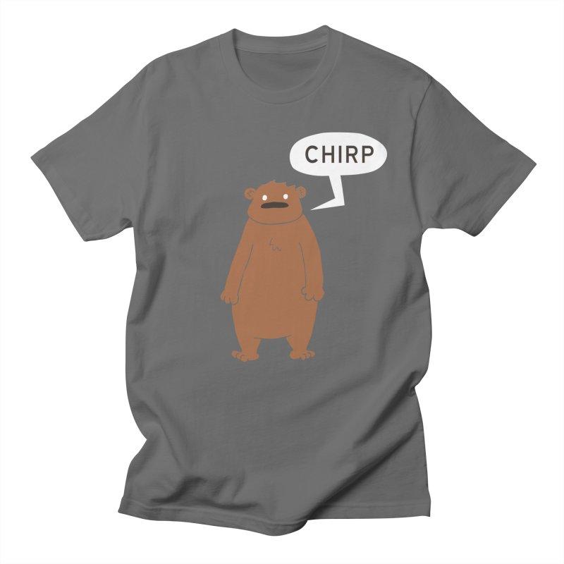 Chirp Men's T-Shirt by P. Calavara's Artist Shop
