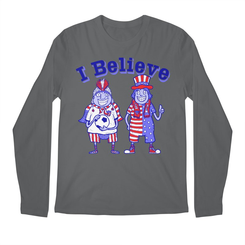 So you're saying there's a chance! Men's Regular Longsleeve T-Shirt by P. Calavara's Artist Shop