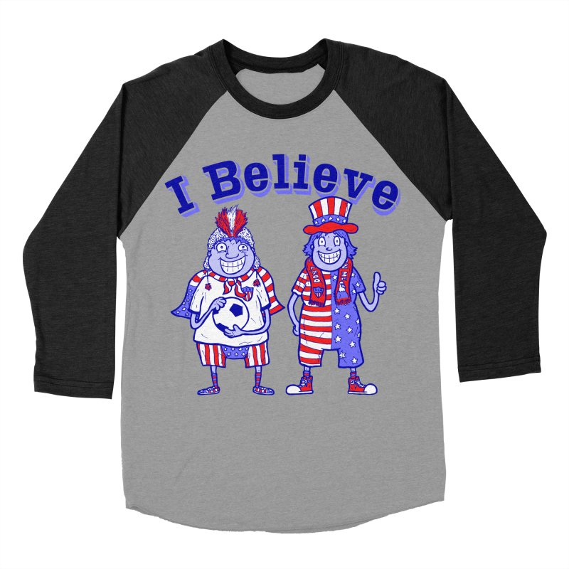 So you're saying there's a chance! Women's Baseball Triblend Longsleeve T-Shirt by P. Calavara's Artist Shop