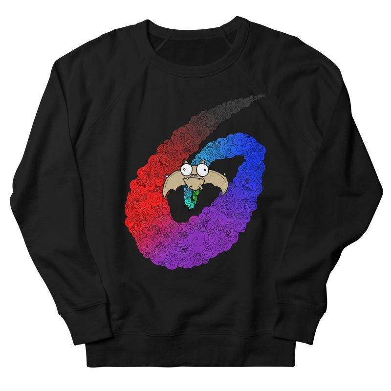 Bat Men's Sweatshirt by P. Calavara's Artist Shop