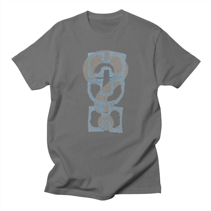Huh? Men's T-Shirt by P. Calavara's Artist Shop