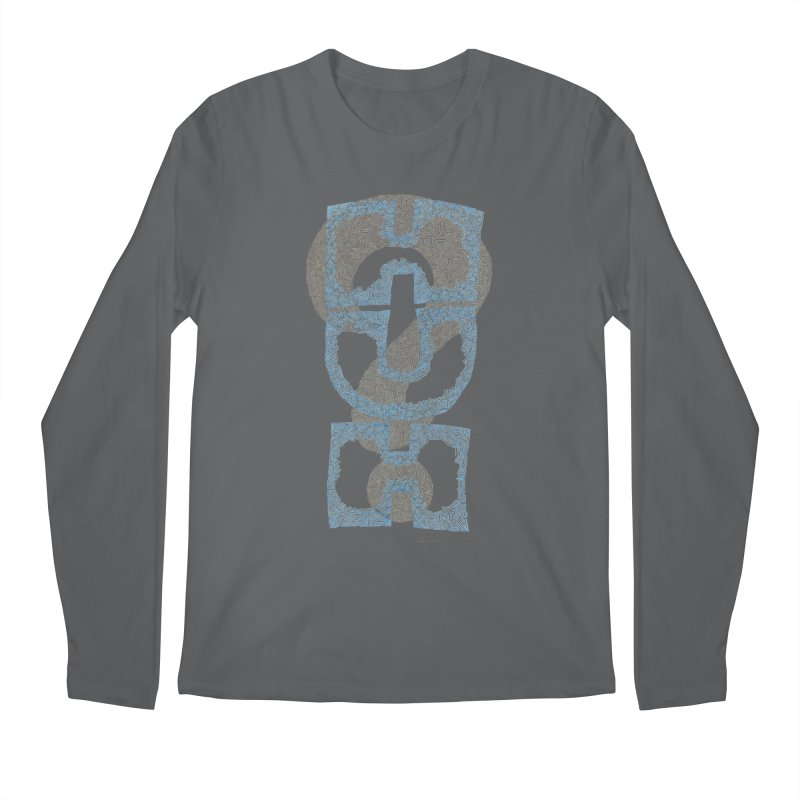 Huh? Men's Longsleeve T-Shirt by P. Calavara's Artist Shop