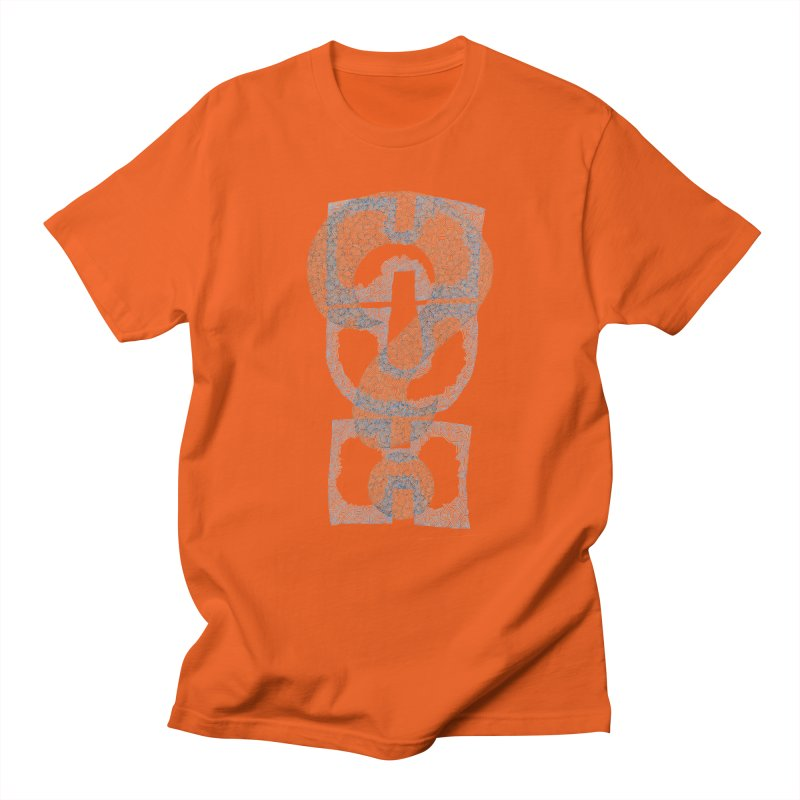 Huh? Men's Regular T-Shirt by P. Calavara's Artist Shop