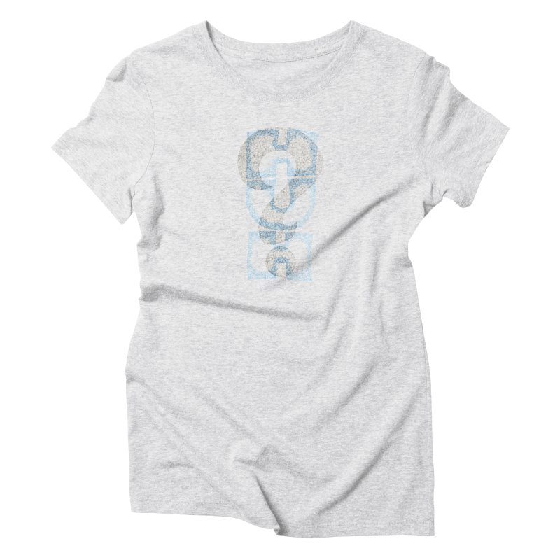 Huh? Women's T-Shirt by P. Calavara's Artist Shop