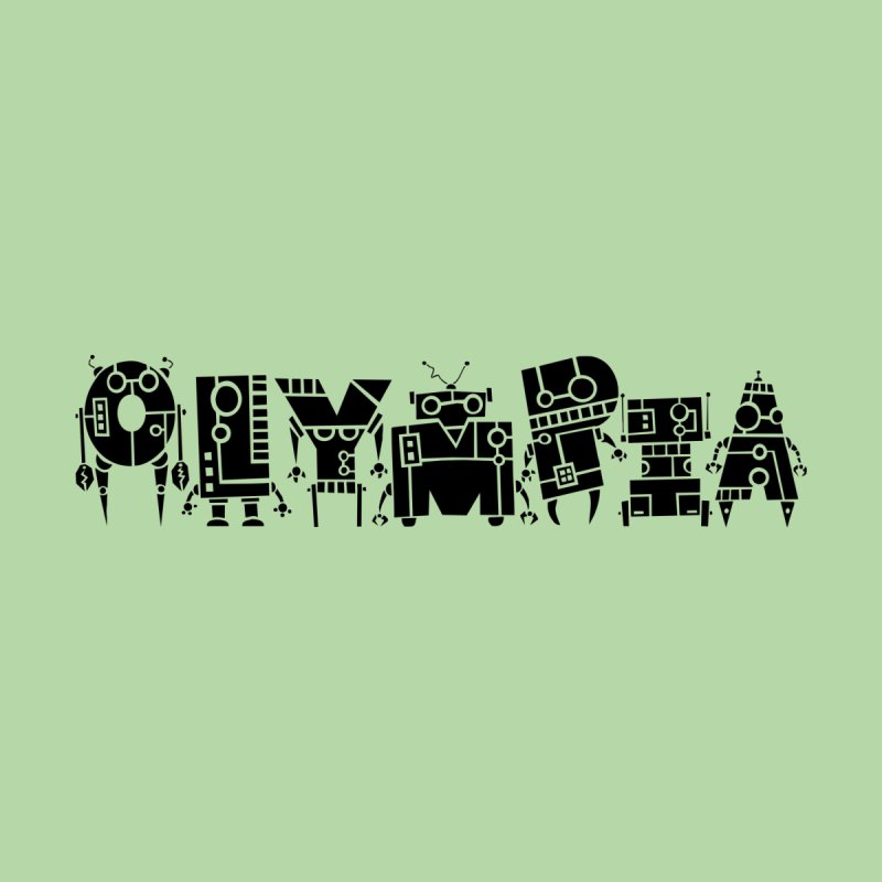 OLYMPIA Women's T-Shirt by P. Calavara's Artist Shop