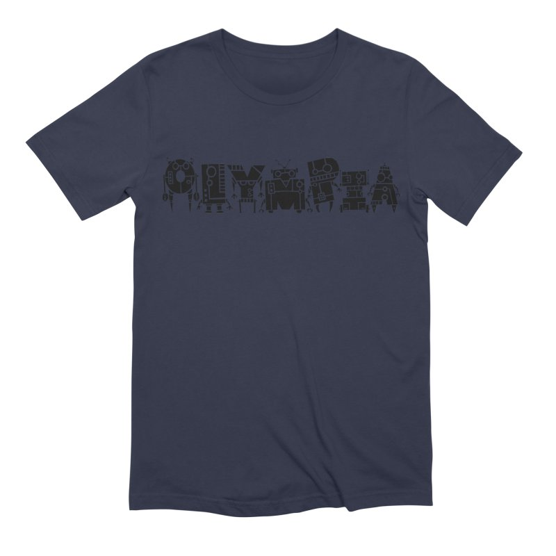 OLYMPIA Men's Extra Soft T-Shirt by P. Calavara's Artist Shop