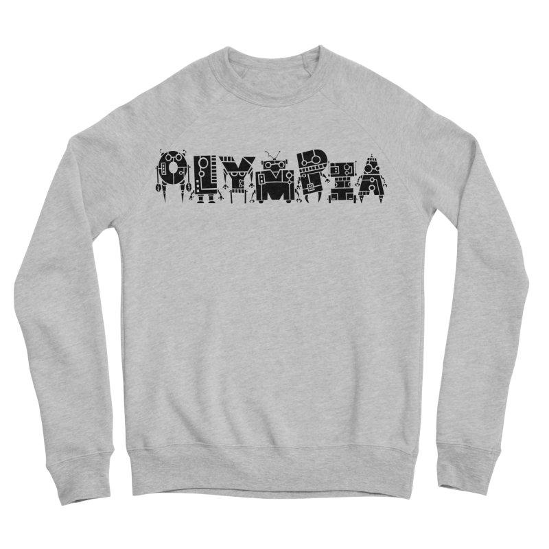 OLYMPIA Women's Sponge Fleece Sweatshirt by P. Calavara's Artist Shop