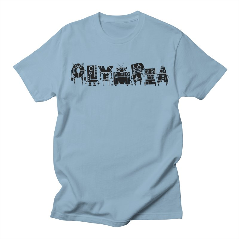 OLYMPIA Women's Regular Unisex T-Shirt by P. Calavara's Artist Shop
