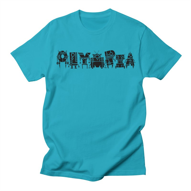 OLYMPIA Women's Regular Unisex T-Shirt by P. Calavara's Artist Shop