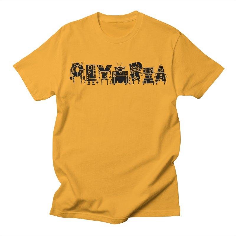 OLYMPIA Men's Regular T-Shirt by P. Calavara's Artist Shop