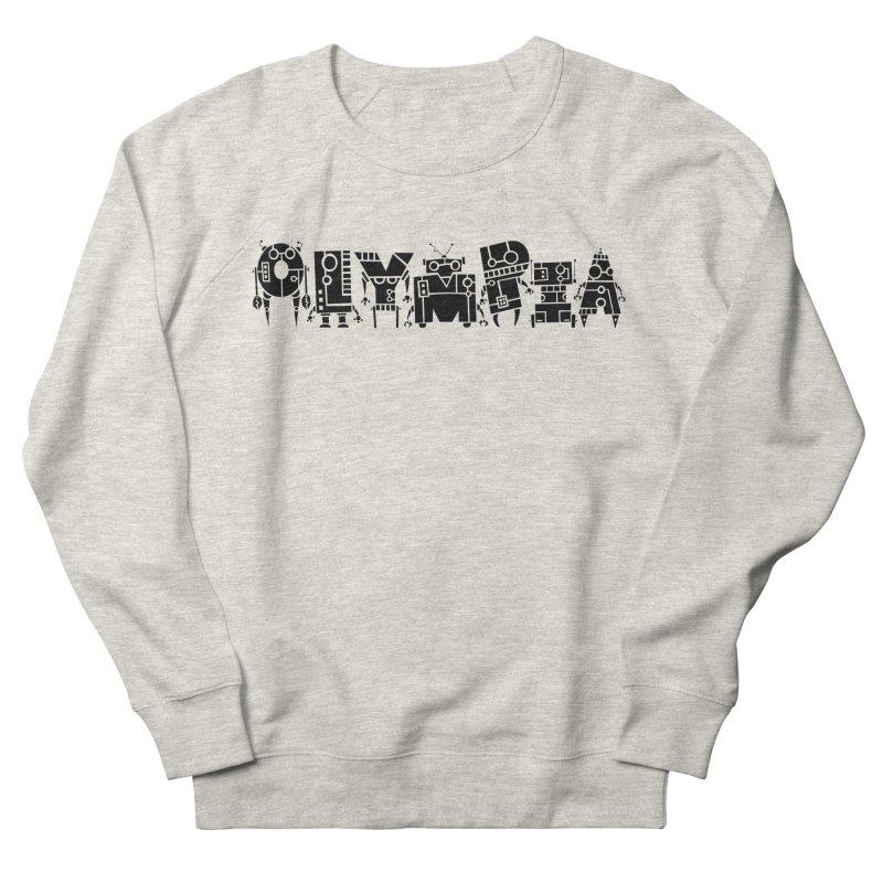 OLYMPIA Men's French Terry Sweatshirt by P. Calavara's Artist Shop