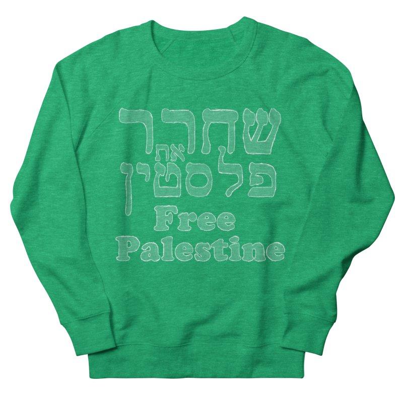 Free Palestine Women's Sweatshirt by Undying Apparel Shop