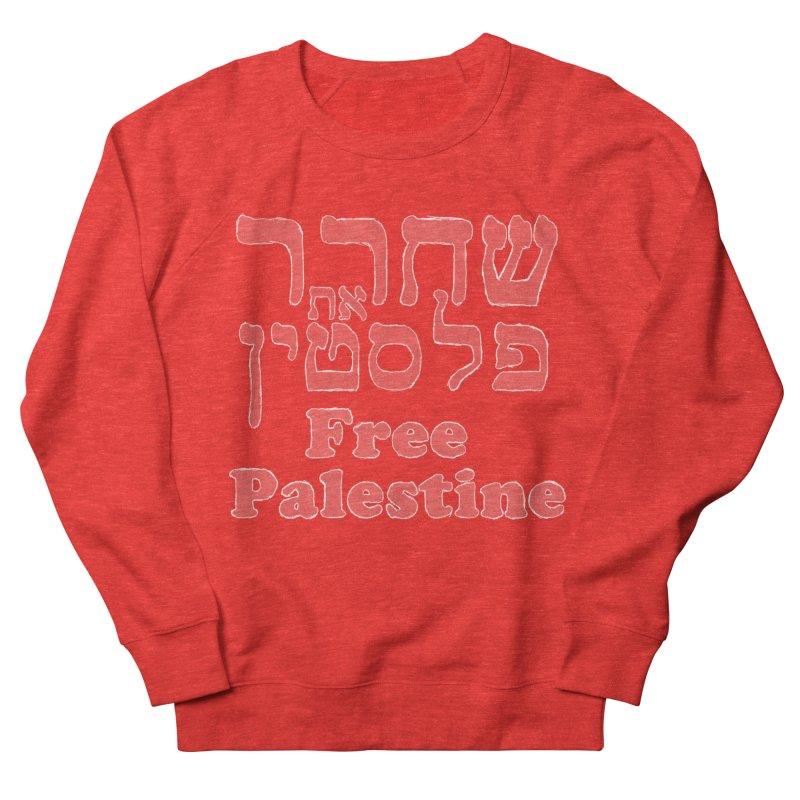 Free Palestine Men's Sweatshirt by Undying Apparel Shop