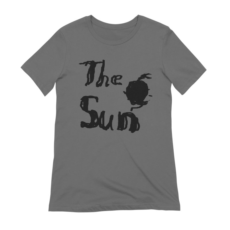 Shirt about the Sun Women's T-Shirt by Undying Apparel Shop