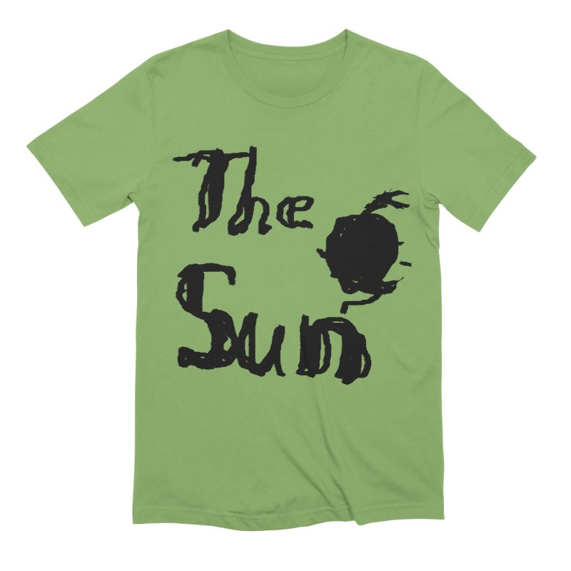 Shirt about the Sun Men's T-Shirt by Undying Apparel Shop
