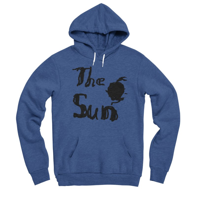 Shirt about the Sun Men's Sponge Fleece Pullover Hoody by Undying Apparel Shop