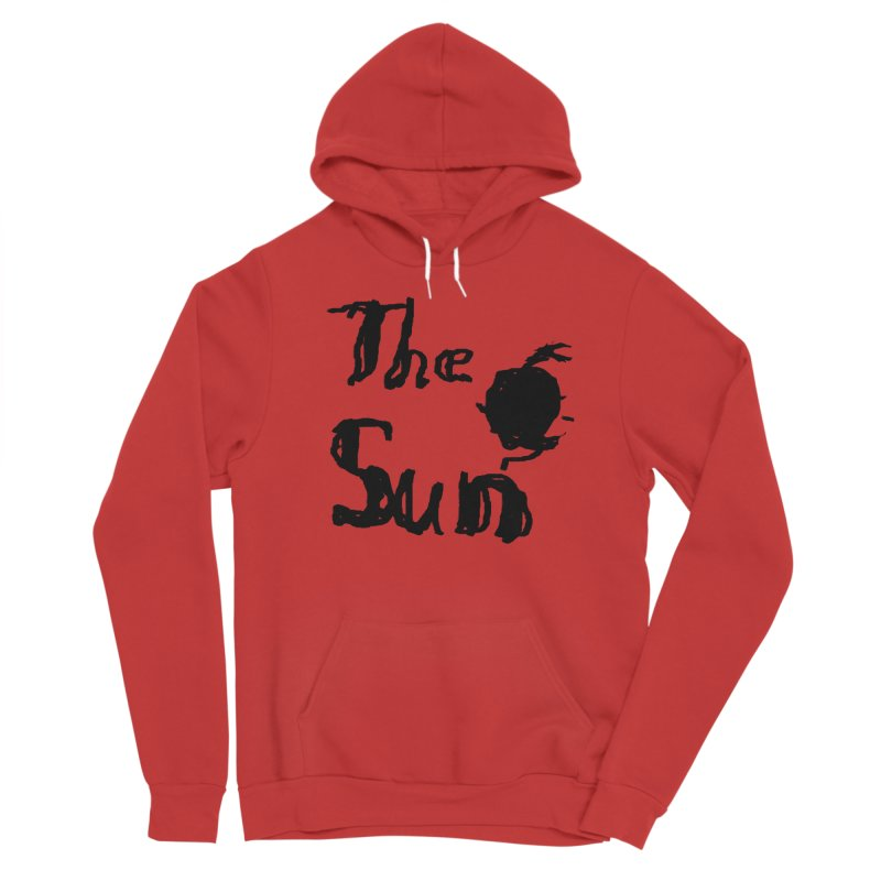 Shirt about the Sun Women's Sponge Fleece Pullover Hoody by Undying Apparel Shop