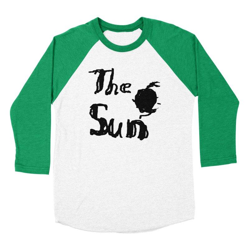 Shirt about the Sun Men's Baseball Triblend Longsleeve T-Shirt by Undying Apparel Shop