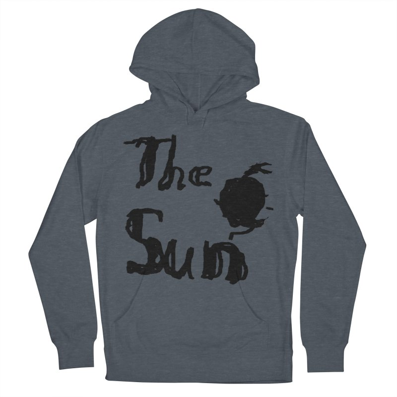 Shirt about the Sun Men's French Terry Pullover Hoody by Undying Apparel Shop