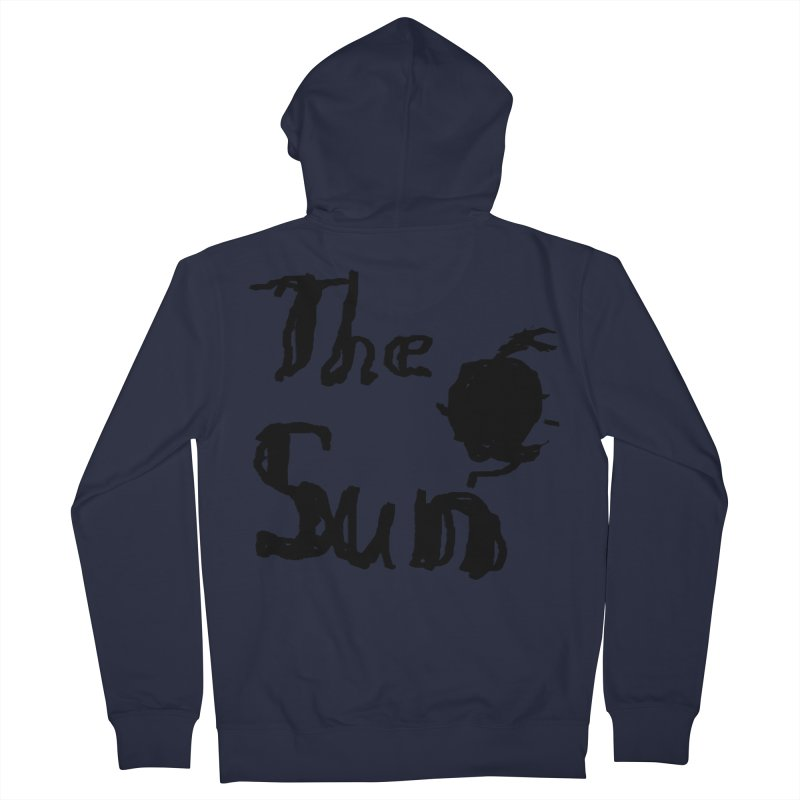 Shirt about the Sun Women's French Terry Zip-Up Hoody by Undying Apparel Shop