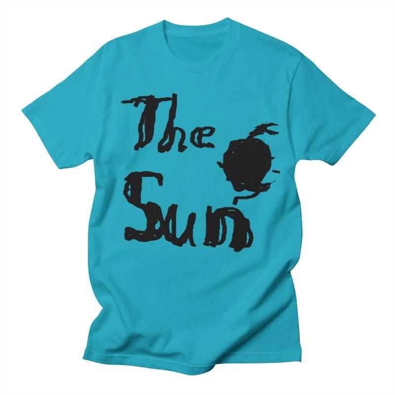 Shirt about the Sun Men's Regular T-Shirt by Undying Apparel Shop