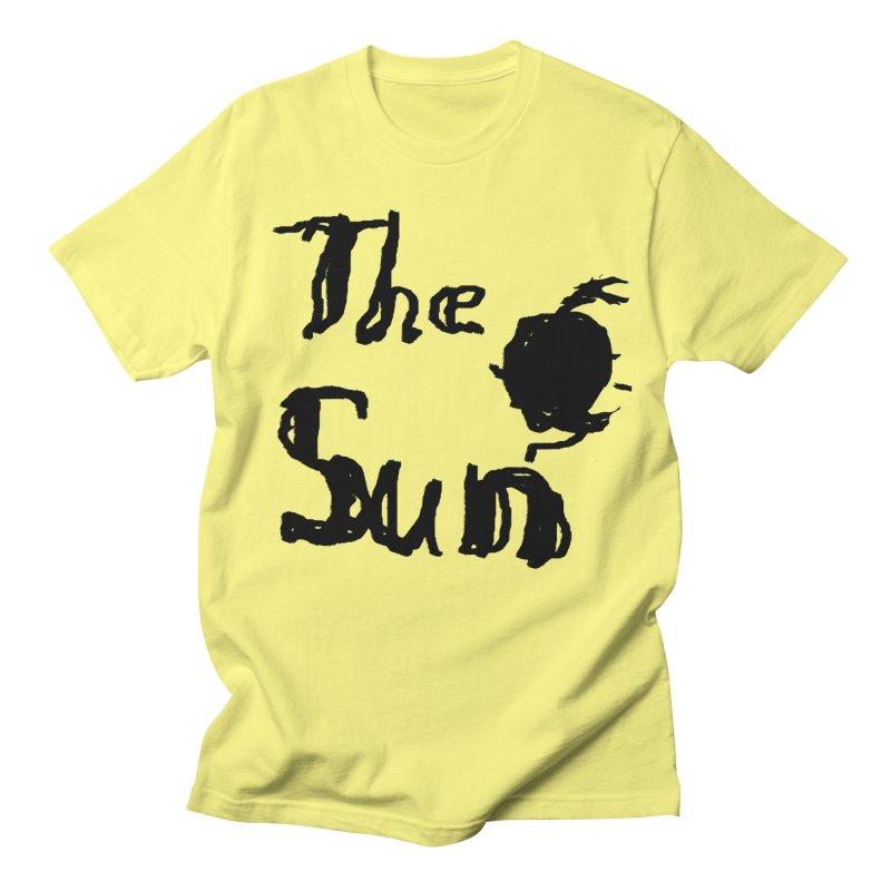 Shirt about the Sun Women's Regular Unisex T-Shirt by Undying Apparel Shop