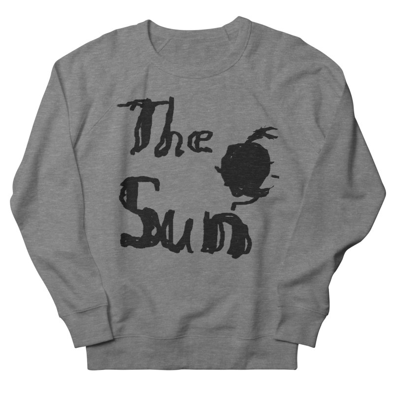 Shirt about the Sun Men's French Terry Sweatshirt by Undying Apparel Shop