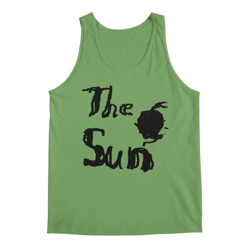 Shirt about the Sun Men's Tank by Undying Apparel Shop