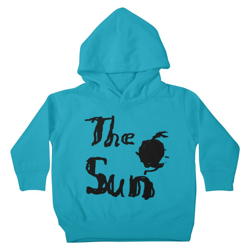 Shirt about the Sun Kids Toddler Pullover Hoody by Undying Apparel Shop