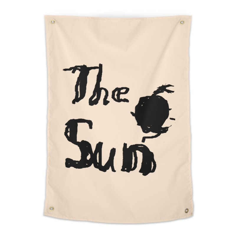 Shirt about the Sun Home Tapestry by Undying Apparel Shop
