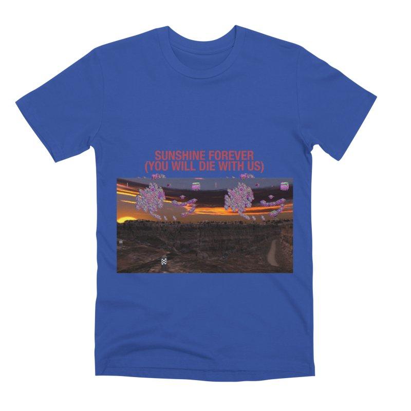 sunshine forevr Men's Premium T-Shirt by Undying Apparel Shop