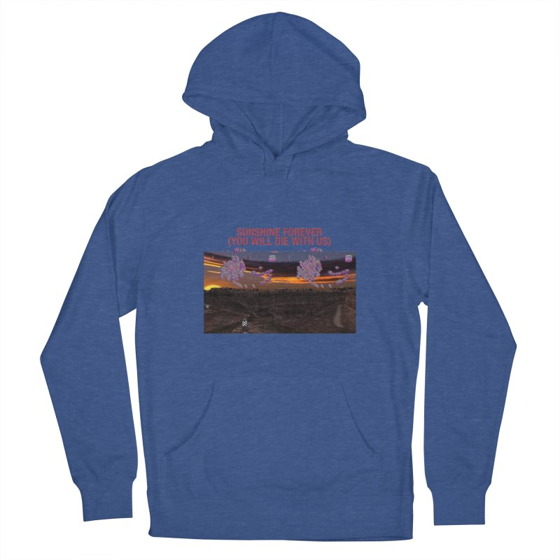 sunshine forevr Women's French Terry Pullover Hoody by Undying Apparel Shop