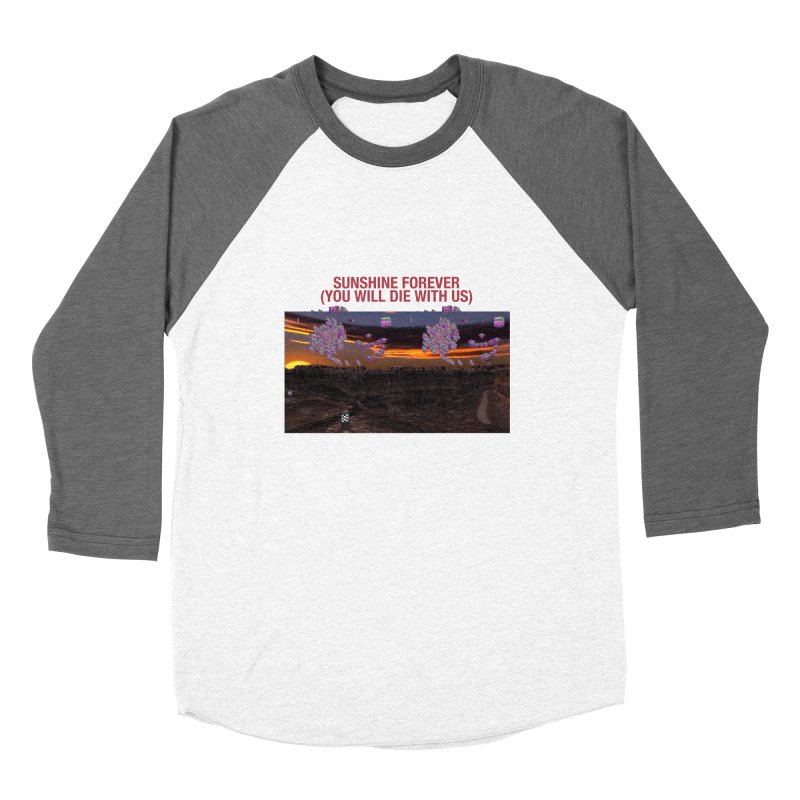 sunshine forevr Women's Longsleeve T-Shirt by Undying Apparel Shop