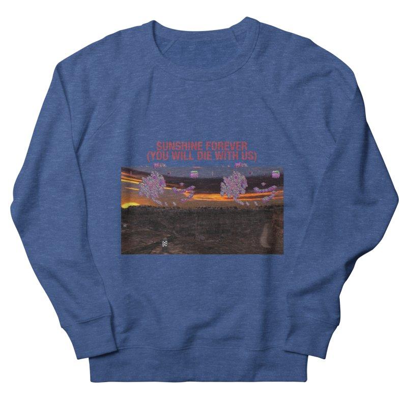 sunshine forevr Men's Sweatshirt by Undying Apparel Shop