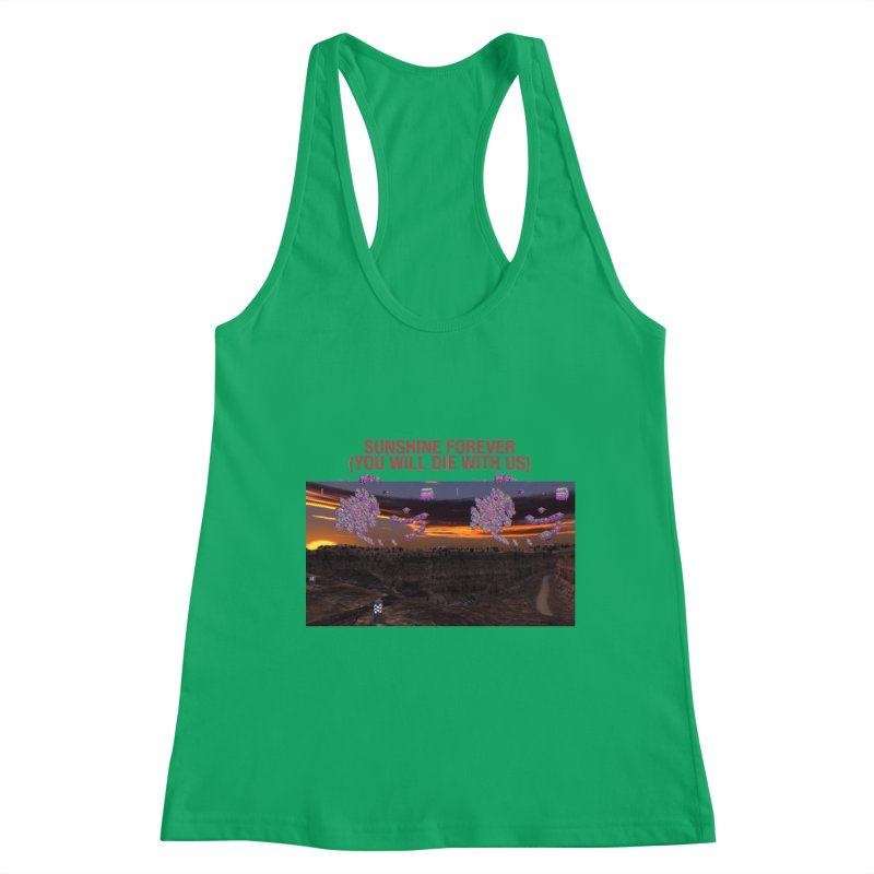 sunshine forevr Women's Tank by Undying Apparel Shop